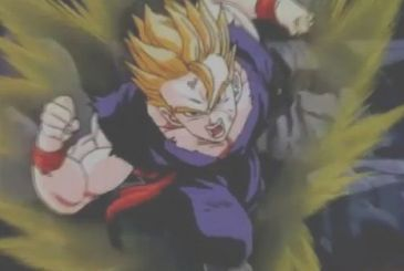 Dragon Ball: the design of adult Gohan in the source was different than the original