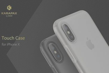 Anker Karapax, an excellent case in TPU for iPhone X