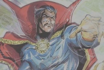 Marvel, the return of a powerful character on Doctor Strange #382!