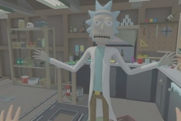 Rick and honor of his wedding: Virtual Rick-ality announced for PlayStation VR – PlayStation Experience 2017