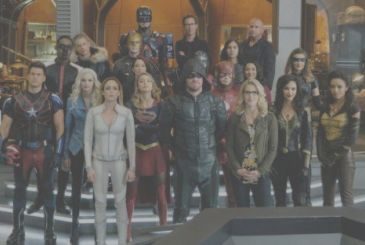 Arrowverse, the promo of the midseason premiere