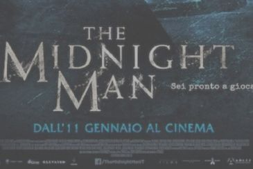 The Midnight Man – the official trailer Italian