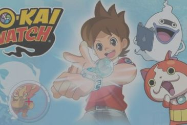 Yo-kai Watch: new trailer and new details on the upcoming film