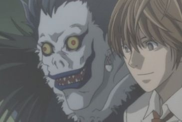 Death Note, the animated series is back on VVVVID