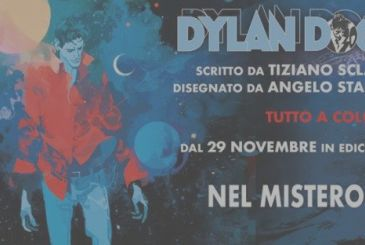 Dylan Dog 375 – In the Mystery: the story of Tiziano Sclavi | Review