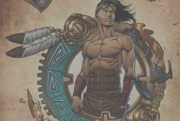 The Steams 4: back in the universe steampunk of Noise-Press - Review