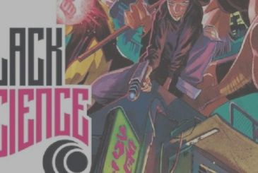 PREVIEW – BAO Publishing: Black Science 6 Rick Remender and Matteo Scalera