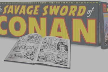 In the newsstand the The Savage Sword of Conan – Collection published by Hachette