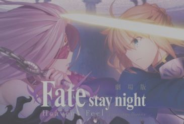 Souls in the cinema: here are the dates of Fate/stay night, Akira and Tokyo Ghoul – the film