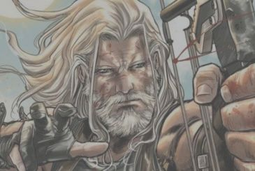 Marvel, Ethan Sacks has Old Man Hawkeye!
