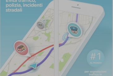 "Waze adds the function ""reminders, turning on lights"""