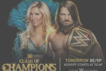 WWE Clash of the Champions: the match final Pay-Per-View