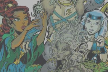 001 Editions: in January, the third volume of Elfquest