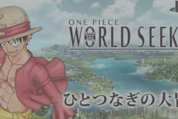 One Piece World Seeker, the first footage of the game shown at Jump Festa 2018