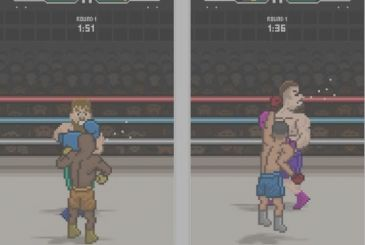 Prizefighters: back to the arcade boxing on the iPhone