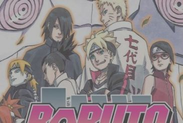 Boruto: Naruto reveals a new enemy and the time period debut of the movie Boruto in the anime JUMP FESTA 2018