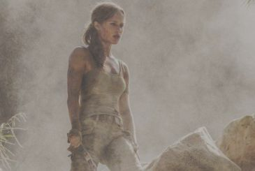 Tomb Raider – new pictures from the film with Alicia Vikander