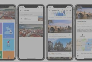 Google Trips is optimized for iPhone X