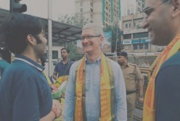 Apple, resigns as the chief of operations in India