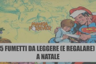 5 comics to read (and give) at Christmas