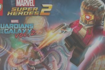 LEGO Marvel Super Heroes 2: here come the Guardians of the Galaxy