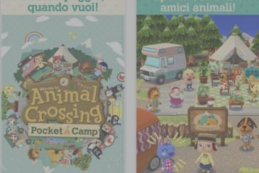 Nintendo update Animal Crossing Pocket Camp