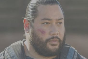 Shazam!: Cooper Andrews, The Walking Dead, the cast of the film