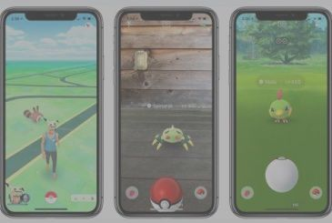 Pokémon GO supports ARKit with the last update