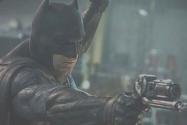 Ben Affleck currency return in the role of Batman