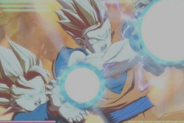 Dragon Ball FighterZ: new different of Gohan, Yamcha, and Hit in the video