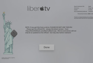 Available the jailbreak tvOS 11.0 and 11.1 for the Apple TV and 4k!