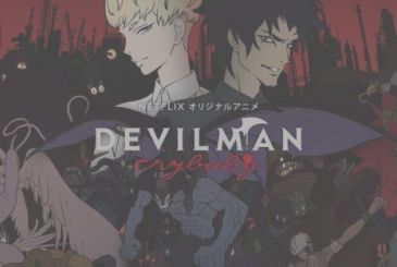 Devilman crybaby, a new video special to debut on Netflix