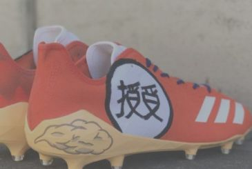 Dragon Ball, a partnership with Adidas in 2018?