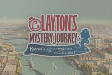 Professor Layton: announced a new souls dedicated to his daughter, Kat