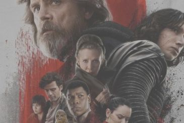 Star Wars: The Last Jedi becomes the second highest takings in 2017