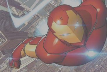 On Iron Man #595 the return of SPOILER