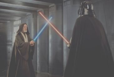 Star Wars: here's a new version of the duel of Darth Vader and Obi-Wan