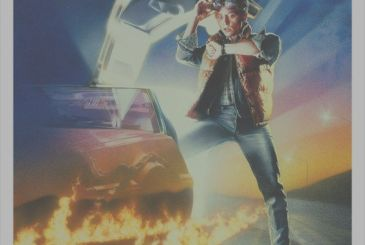 Drew Struzan draws the trick the poster of Back to the Future, now the most beautiful (and expensive) than ever