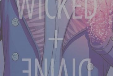 The Wicked + The Divine Gillen and McKelvie is next to the conclusion