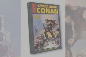 The Savage Sword of Conan Collection 1 | Review