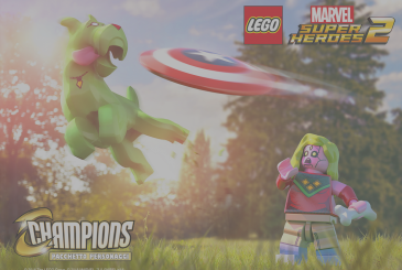 LEGO Marvel Super Heroes 2: arrival in the character pack Champions