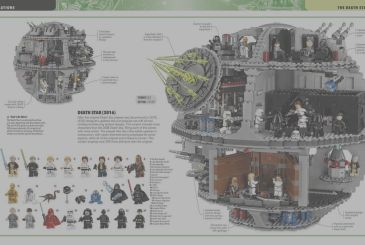 The history of LEGO Star Wars, told in an illustrated book of 320 pages