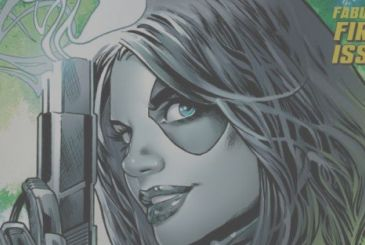 Domino: Gail Simone wrote the new Marvel series