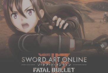 Sword Art Online: Fatal Bullet – details of the collector's edition