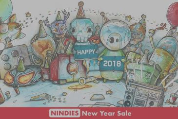 Nindies: the discounts in the new year on the Nintendo Switch start today