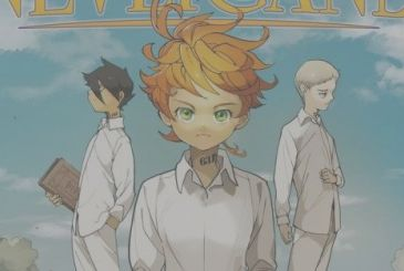 J-POP announces the release date of The Promised Neverland, and the surprises of the launch