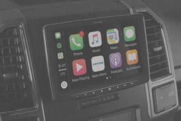 Alpine introduces the new computer for cars compatible with CarPlay – CES 2018