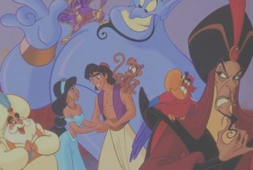 """Aladdin, Disney responds to accusations of having """"darkened"""" the skin of the actors"""