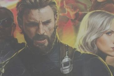 Avengers 4: Chris Evans is back to wearing the costume of Captain America the first Avengers