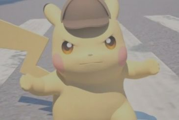 Detective Pikachu – first movie trailer and release date